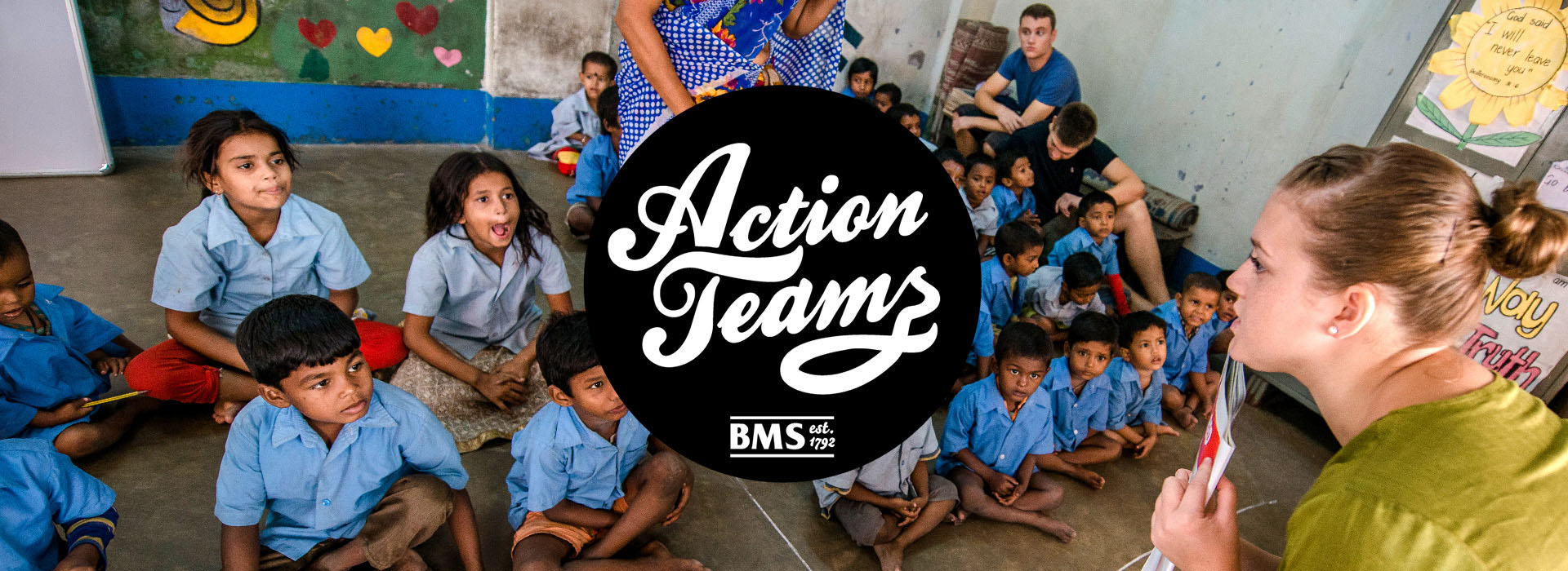 Action Teams - banner