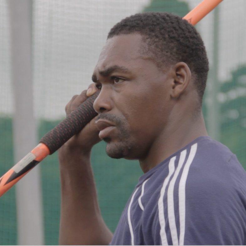 Josu Cajuste training in Watford
