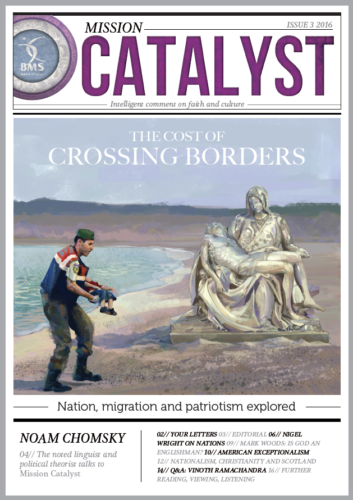 Mission Catalyst nations cover