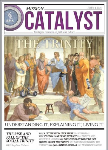 The Trinity cover