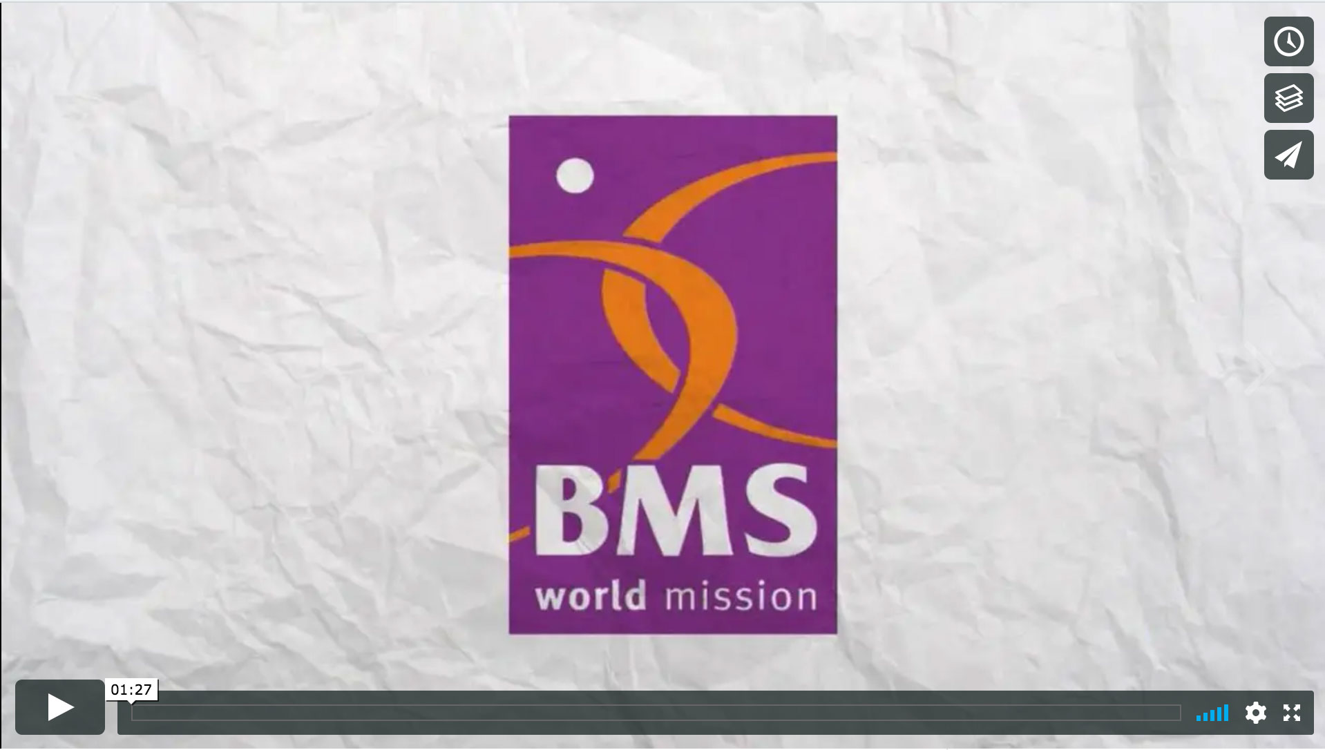 Screenshot of Why BMS video showing BMS logo