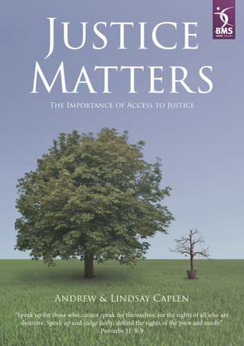 Justice Matters Booklet