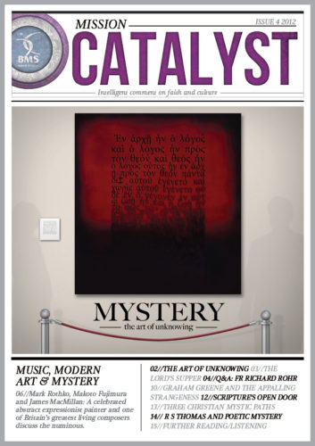 Mystery cover final