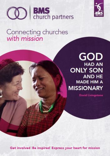 Resources - Church Partners brochure