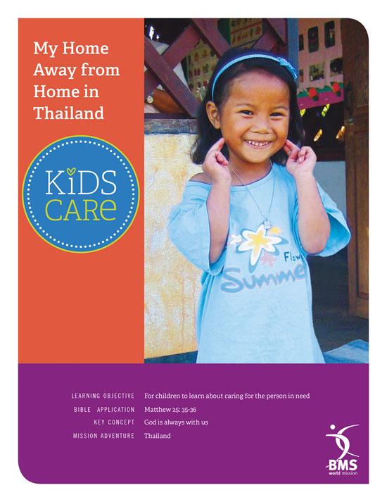 KIDS CARE - My home away from home in Thailand Issue 3 2016/17