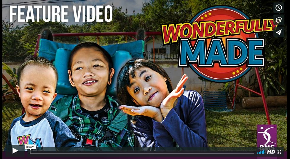 Feature video - Wonderfully Made
