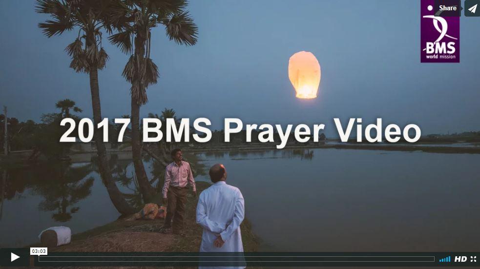 Prayer video image