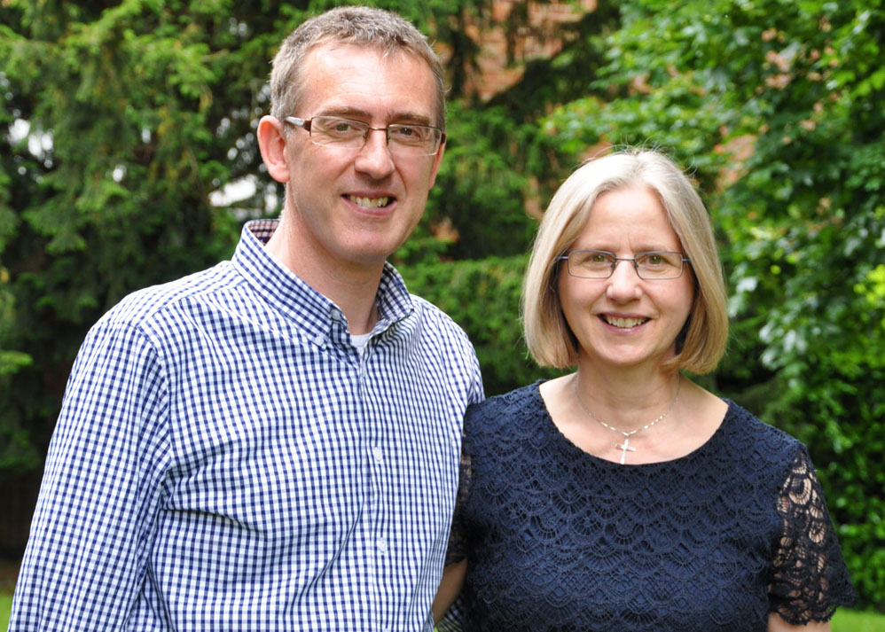 Chris and Debbie Carter