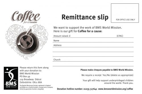 Coffee for a Cause_Remittance_2018