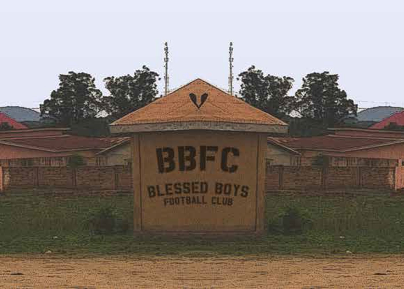 Blessed Boys Football Club in West Africa