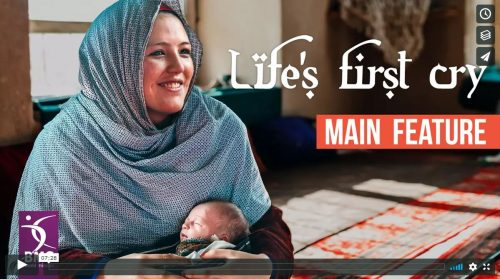 Life's First Cry Feature video cover image
