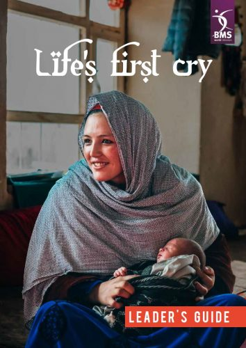 Life's First Cry Leaders guide cover image