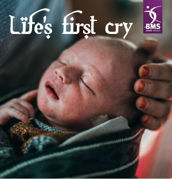 Life's first cry_DVD Cover