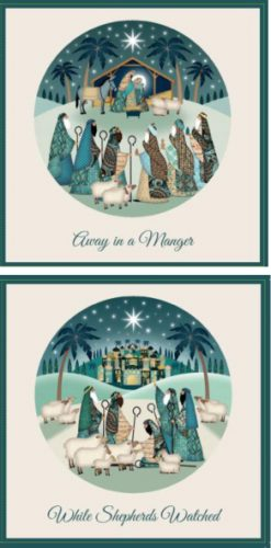 Christmas Carol 2 designs