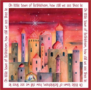 Oh Little town of Bethlehem