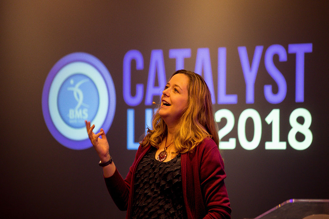 Paula Gooder at Catalyst Live in Bristol
