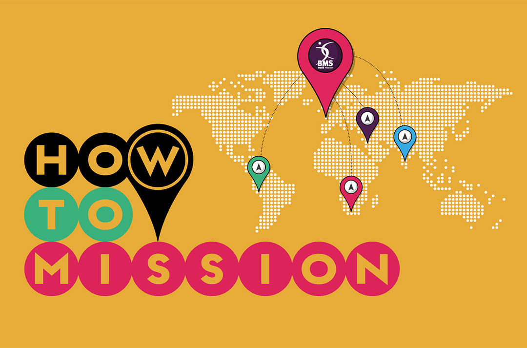 World map image with title How to Mission